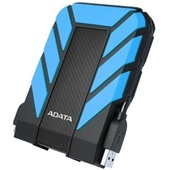 ADATA HD710P 2TB Waterproof USB 3.1 External Hard Drive (Blue)