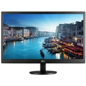 "AOC E2470SWH 24"" 1920x1080 LCD Monitor"