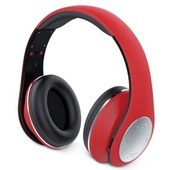 Genius HS-935T Bluetooth Headphones (Red)