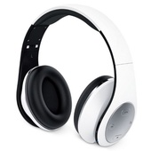 Genius HS-935T Bluetooth Headphones (White)