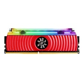 ADATA XPG SPECTRIX D80 16GB DDR4 3000MHz Liquid Cooling RGB LED RAM (Red, 2 x 8GB)