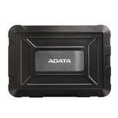 "ADATA EX600 Rugged SATA USB 3.0 2.5"" External HDD Enclosure (Black)"