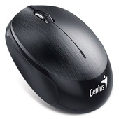 Genius NX-9000BT Bluetooth Anywhere Mouse (Iron Grey)