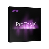 Avid ProTools Perpetual License with 1-Year Update/Support (No ILok)