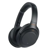 Sony WH1000XM3B Wireless Noise Cancelling Overhead Headphones (Black)