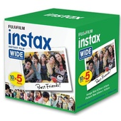 Fujifilm Instax Wide Film (50 Exposures)