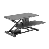 BRATECK Electric Sit-Stand (Black)