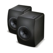 KEF Black Edition Innovative Studio Monitor Speakers
