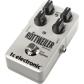 TC Electronic Rottweiler Distortion Pedal