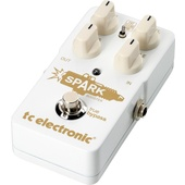 TC Electronic Spark Booster Overdrive