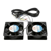 DYNAMIX Replacement fan kit for RSFDSx, RWMx and RDMEx series wall mount cabinets
