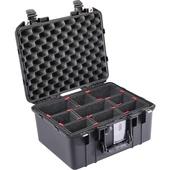 Pelican 1507TP Air Case with TrekPak Insert (Black)