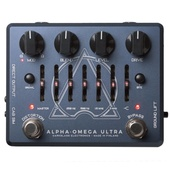 Darkglass Electronics Alpha Omega Ultra Dual Bass Preamp/ OD Pedal