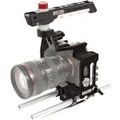 SHAPE Sony A7R III Cage 15mm Rod System