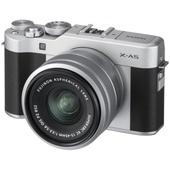 Fujifilm X-A5 Mirrorless Digital Camera with 15-45mm Lens