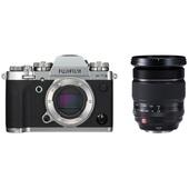 Fujifilm X-T3 Mirrorless Digital Camera (Silver) with XF 16-55mm f/2.8 R LM WR Lens