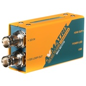 AV Matrix Mini SC1112 SDI to HDMI Pocket-Size Broadcast Converter