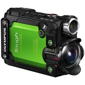 Olympus Stylus TG-Tracker Tough Action Camera (Green)