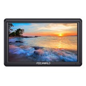 "Feelworld FW568 5.5"" 4K  Full HD On-camera Field Monitor"