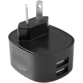 Tether Tools Rock Solid Dual USB to AC Wall Adapter