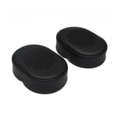 KEF M500 Headphone Replacement Ear Pads (Black)