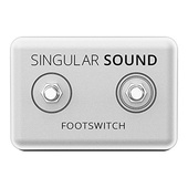 Singular Sound Dual Momentary Footswitch for BeatBuddy Drum Machine Pedal - Open Box Special