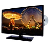 "Uniden 28"" Widescreen LED TV with Built-In DVD"