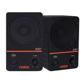 "Fostex 6301NB - 4"" Active Monitor Speakers 20W D-Class (Pair)"