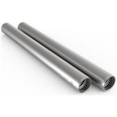 8Sinn 15mm Silver Rods 15cm (Pair)