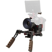 Zacuto EVF Recoil Rig for RED DSMC2