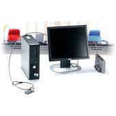 Kensington Desktop PC and Peripherals Lock Kit - Open Box Special