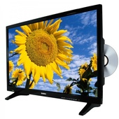 "Uniden TL24-DV2 24"" Widescreen Full HD LED TV with Built-In DVD"