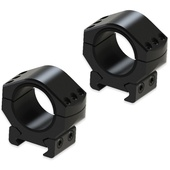 Burris Optics XTR Signature Picatinny Scope Rings (30mm, Aluminum, Medium, Matte Black)