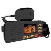 Uniden UM355 Splashproof VHF Marine Radio (Black)