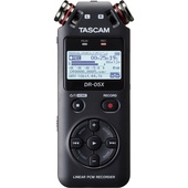 Tascam DR-05X Stereo Handheld Digital-Audio Recorder with USB Audio Interface
