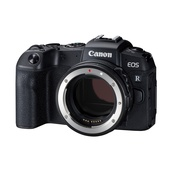 Canon EOS RP Mirrorless Digital Camera with EF-EOS R Mount Adapter