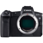 Canon EOS R Mirrorless Digital Camera with RF Mount Adapter