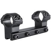 Hawke Sport Optics 1-Piece Match Mount (25.4mm, High, Matte Black)