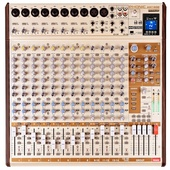 Phonic AM16GE AM Gold Edition Compact Mixer