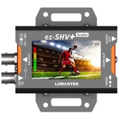 Lumantek 3G SDI to HDMI Converter with Display and Scaler