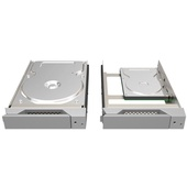 Stardom ST4 Tray with Tray/HDD Box Module (Silver)