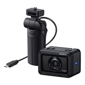 Sony RX0 II Digital Camera with VCT-SGR1 Shooting Grip
