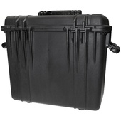 Cinegears Pelican 1440 Case with Padded Dividers and Lid Organiser (Black)