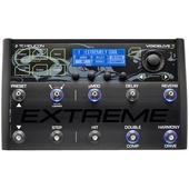 TC-Helicon VoiceLive 3 Extreme Guitar/Vocal Effects Processor and Looper