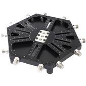 Cinegears 7-109 Hex Mini Adjustable VR/360 Camera Rig System