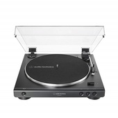 Audio Technica AT-LP60XUSB USB Turntable (Black)