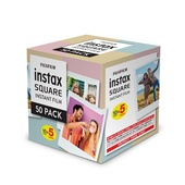 Fujifilm Instax Square Film (50 Exposures)