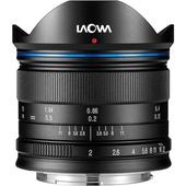 Laowa 7.5mm f/2 Lens (Micro Four Thirds, Black)