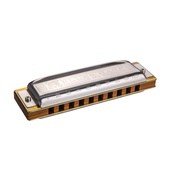 Hohner MS Series Blues Harmonica in C