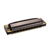 Hohner MS Series Pro Harmonica in C